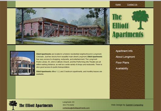 Elliot Appartments